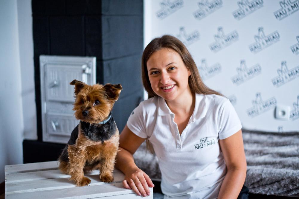 Salon groomerski & hotel dla zwierząt